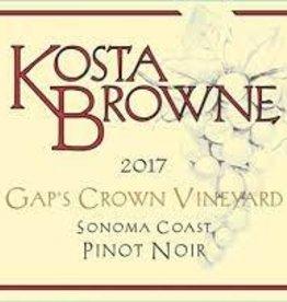 "Kosta Browne  Pinot Noir ""Gap's Crown"" 2017 - 750ml"