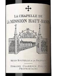 La Chapelle de La Mission Haut Brion Pessac-Leognan 2015 - 750ml