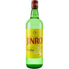 """Jinro """"Jinro 24"""" Soju 375ml"""