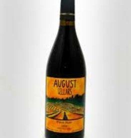 August Cellars Pinot Noir 2015 - 750ml