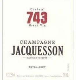 Jacquesson Cuvee 743 Brut - 750ml