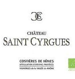 Chateau Saint Cyrgues Costieres de Nimes Rosé 2020 - 750ml