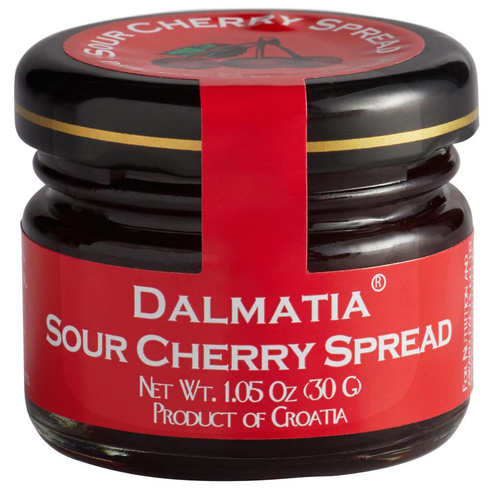 Dalmatia Mini Sour Cherry Spread 1.05 oz