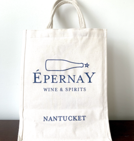 Epernay Canvas Tote