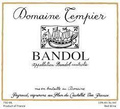 Domaine Tempier Bandol Rouge 2018 - 750ml
