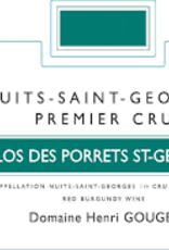 """Domaine Henri Gouges Nuits-Saint-Georges 1er Cru """"Clos de Porrets St. Georges"""" 2018 - 750ml"""