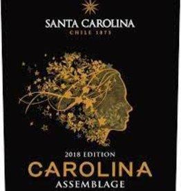"Santa Carolina ""Assemblage"" Red Blend 2018 - 750ml"