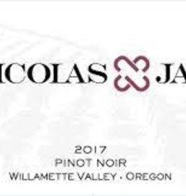 Nicolas Jay Pinot Noir Willamette Valley 2017 - 750ml