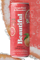 Beautiful Drinks Sparkling Gin & Tonic Cans 4pk - 355ml