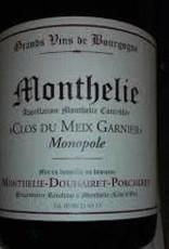 """Monthelie-Douhairet Monthelie """"Clos du Meix Garnier"""" Monopole Rouge 2018 - 750ml"""