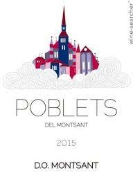 Poblets del Montsant Tinto 2019 - 750ml