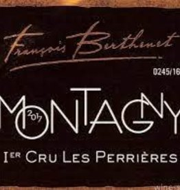 "Domaine Francois Berthenet Montagny ""1er Cru Les Perrieres"" 2018 - 750ml"