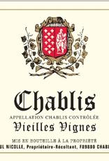 Paul Nicolle Chablis VV 2018 - 750ml