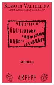 ARPEPE Rosso di Valtellina 2018 - 750ml