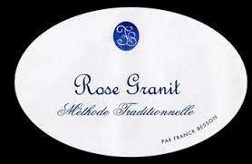 """Franck Besson Rosé """"Granit"""" Sparkling Wine NV - 750ml"""