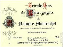 Paul Pernot Puligny Montrachet 2019 - 750ml