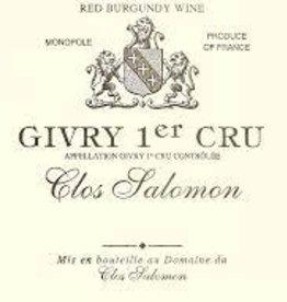 Clos Salomon Givry 1er Cru 2018 - 750ml