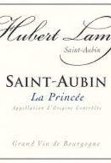 "Hubert Lamy St. Aubin 1er Cru ""La Princee"" 2018 - 750ml"