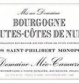 """Méo-Camuzet Bourgogne Hautes-Côtes de Nuits """"Clos St Philibert"""" 2018 - 750ml"""