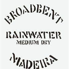 Broadbent Rainwater Medium Dry Madeira 375ml