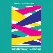 """Mast Landing """"Windbreaker"""" NEIPA Cans 4pk - 16oz"""