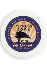 Cypress Grove Ms. Natural Goat Cheese 4 oz