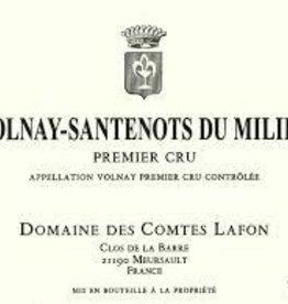 """Domaine Comtes Lafon Volnay 1er """"Santenots du Milieu"""" 1er Cru 2017 - 750ml"""