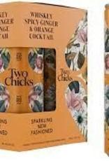 "Two Chicks ""Sparkling Whiskey New Fashioned"" 4pk - 12oz"