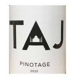 "Beesler ""TAJ"" Pinotage 2020 - 750ml"