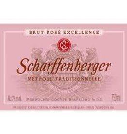 Scharffenberger Sparkling Rosé Brut NV - 750ml