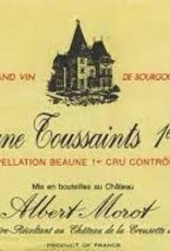 "Albert Morot Beaune 1er Cru  ""Toussaints"" 2017 - 750ml"