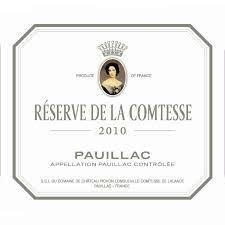 Réserve de la Comtesse Pauillac 2010 - 1.5L