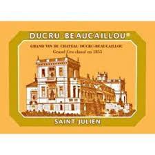 Chateau Ducru Beaucaillou Saint Julien 2015 - 750ml