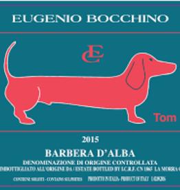 Eugenio Bocchino Barbera d'Alba 2018 - 750ml