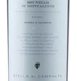 San Guiseppe Di Stella Di Campalto Brunello di Montalcino 2015 - 750ml