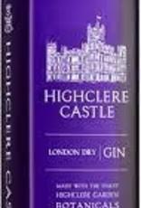 Highclere Castle London Dry  Gin 750ml