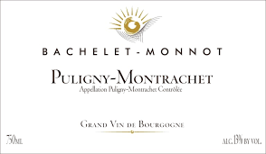 Bachelet-Monnot Puligny Montrachet AC 2018 - 750ml