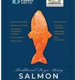 Kvaroy Arctic Smoked Salmon 4 oz