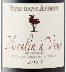 Stephane Aviron Moulin-a-Vent 2018 - 750ml