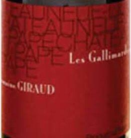 """Domaine Giraud Chateauneuf Du Pape """"Les Galimardes Rouge"""" 2017 - 750ml"""
