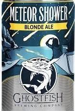 """Ghostfish Brewing """"Meteor Shower"""" Blonde Ale Gluten Free Case Cans 6/4pk - 12oz"""