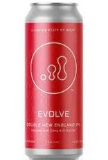 "Progression Brewing ""Evolve"" NEIPA Cans 4pk - 16oz"
