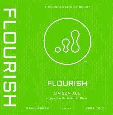 "Progression Brewing ""Flourish"" Saison Cans 4pk - 16oz"