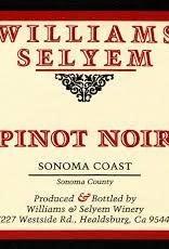 Williams Selyem Pinot Noir Sonoma Coast 2019 - 750ml
