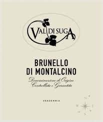 Val di Suga Brunello di Montalcino 2015- 750ml