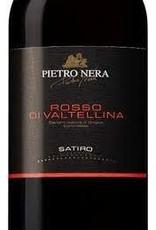 "Pietra Nera Rosso di Valtellina ""Satiro""  2018 - 750ml"