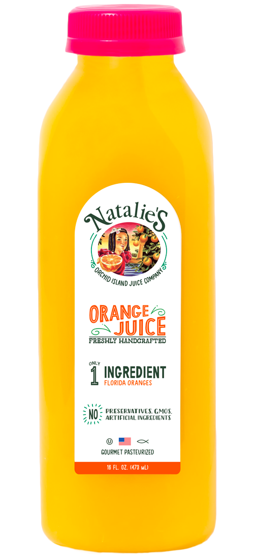Natalie's Orange Juice 16 oz