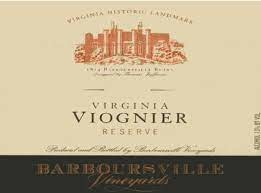 Barboursville Viognier Reserve 2018 - 750ml
