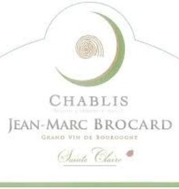"Jean Marc Brocard Chablis ""Saint Claire"" 2019 - 750ml"
