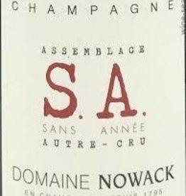 Champagne Nowack Sans Annee Brut NV - 750ml